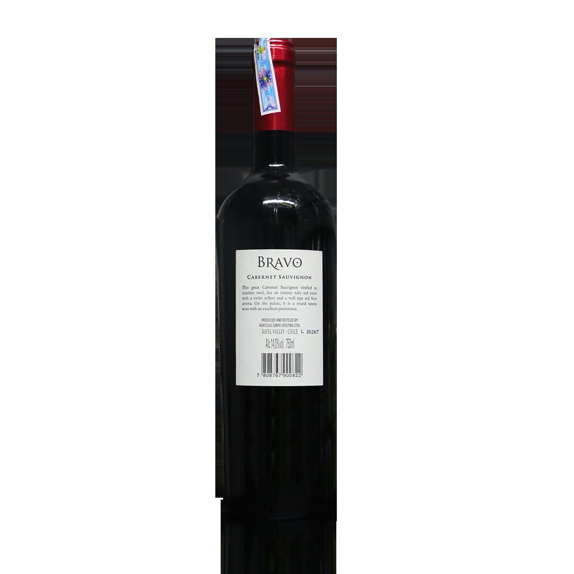 16 Bravo Cabernet sauvignon (Mat sau)